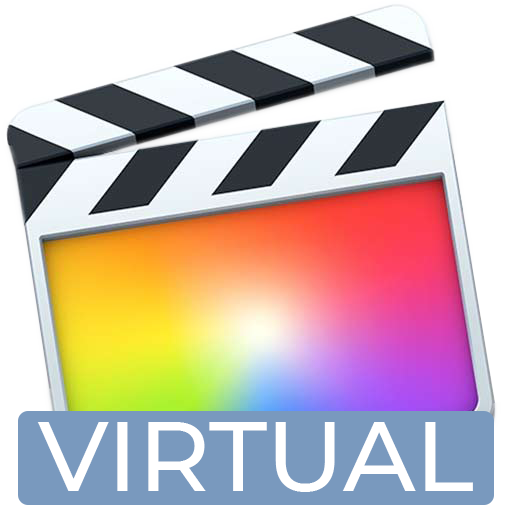 VIRTUAL ONLINE: Final Cut Pro X Quick Start Course