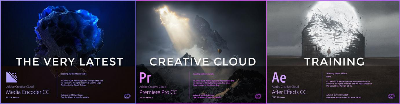 The Very Latest Creative Cloud