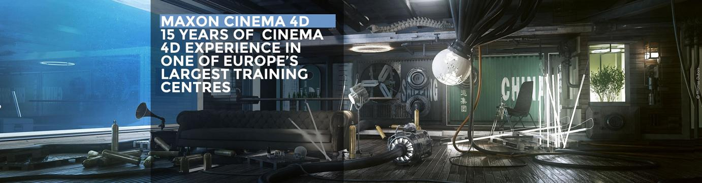 Maxon Cinema 4D Training