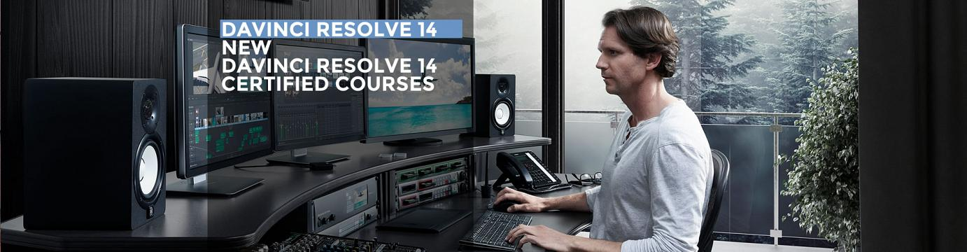 Blackmagic Resolve 14